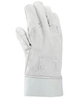 Antivibračné rukavice ANTIVIBRA celokožené