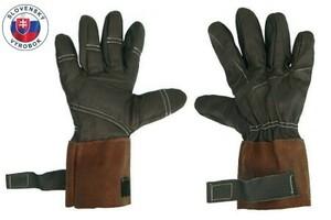 Antivibračné rukavice ZIGO celokožené