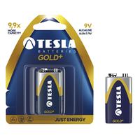 Batérie Tesla 9V (1 ks)