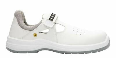 Bezpečnostné sandále ARSAN WHITE S1 ESD