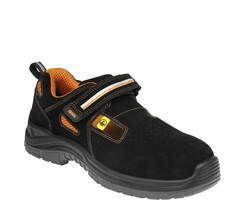 Bezpečnostné sandále BENNON Lux S1P ESD (nekovové)