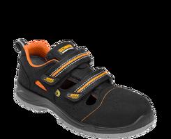 Bezpečnostné sandále BENNON NUX S1P (nekovové)