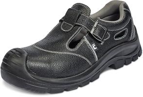 Bezpečnostné sandále RAVEN XT MF S1P