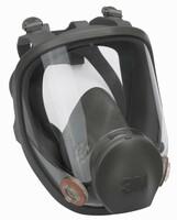 Celotvárová maska 3M rady 6000 (CR*)