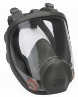 Celotvárová maska 3M rady 6000 (K*)