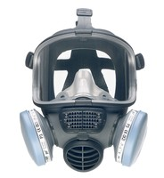 Celotvárová maska SPIROTEK FM9500
