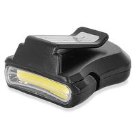 Čelovka COB LED na šilt