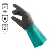Chemické rukavice ALPHATEC 58-270 (Ansell) nitrilové