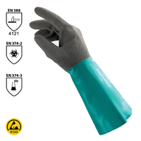 Chemické rukavice ALPHATEC 58-535 (356 mm) Ansell