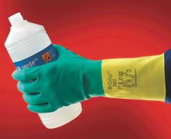 Chemické rukavice ALPHATEC 87-900 máčané