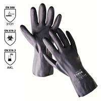Chemické rukavice ARGUS neoprénové