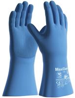 Chemické rukavice ATG MaxiChem 76-730 s TRItech máčané v latexe