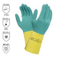 Chemické rukavice BI-COLOUR 87-900 (Ansell)