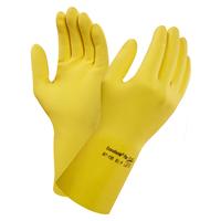 Chemické rukavice ECONOHANDS Plus 87-190 (Ansell) latexové