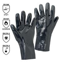 Chemické rukavice NEOX SCORPIO 09-922 máčané v neopréne (Ansell)