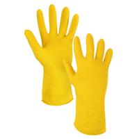 Chemické rukavice NINA latexové