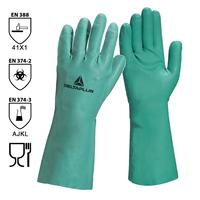 Chemické rukavice  NITREX VE802 nitrilové