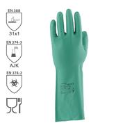 Chemické rukavice SEMPERPLUS nitrilové