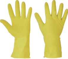 Chemické rukavice STARLING latexové
