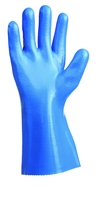 Chemické rukavice UNIVERSAL 27cm PVC