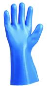 Chemické rukavice UNIVERSAL 30cm PVC
