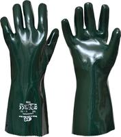 Chemické rukavice UNIVERSAL DBL DIPP 35cm PVC