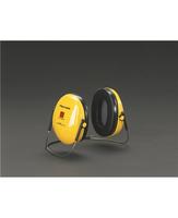 Chrániče sluchu OPTIME I., SNR 26 dB, s krčným oblúkom