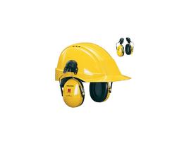 Chrániče sluchu PELTOR OPTIME I., SNR 26 dB, na prilbu