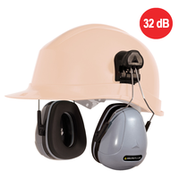 Chrániče suchu MAGNY HELMET, SNR 32 dB