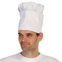 Čiapka CASSIO kuchárska biela