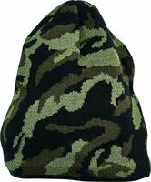 Čiapka CRAMBE UNI pletená camouflage