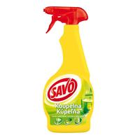 Čistiaci prostriedok SAVO kúpelňa 500 ml