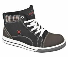 Členková bezpečnostná obuv DERRICK HIGH S3 (nekovová)