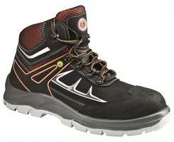 Členková bezpečnostná obuv DOZER S3 (nekovová)