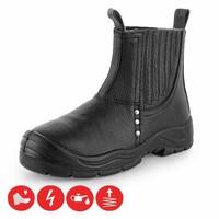 Členková bezpečnostná obuv DRAGO S1