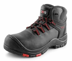 4d74997c1d1d TOP Členková bezpečnostná obuv GRANITE S3 (nekovová)