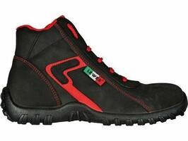 Členková bezpečnostná obuv LEWER DP2N S3