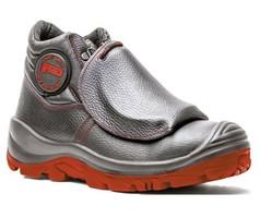261b418aa7501 Členková bezpečnostná obuv PANDA ARDITA S3 zváračská (nekovová)