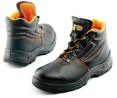 Členková bezpečnostná obuv PANDA ERGON ALFA S1P