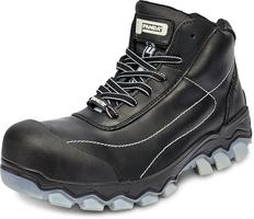 Členková bezpečnostná obuv PANDA No.THREE MF S3 SRC