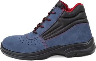 Členková bezpečnostná obuv PANDA RUFUS S1 SRC