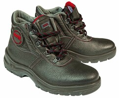 Členková bezpečnostná obuv PANDA STRONG MITO S1 - AKCIA
