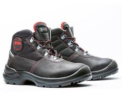 Členková bezpečnostná obuv PANDA STRONG PROFESSIONAL IZETT S1P