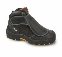 Členková bezpečnostná obuv REYKJAVIK S3 zváračská (nekovová)