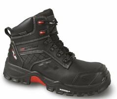 Členková bezpečnostná obuv ROCKFORD S3 (nekovová)