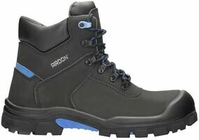 Členková bezpečnostná obuv ROVER S3 (nekovová)