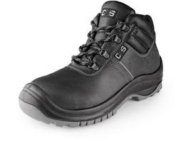 Členková bezpečnostná obuv SAFETY STEEL MANGAN S3