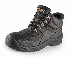 Členková bezpečnostná obuv STONE MARBLE S3