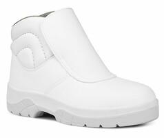 Členková bezpečnostná obuv WHITE DELTA LUX S2