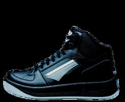 Členková obuv PRESTIGE Black